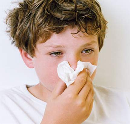 Reason for Runny Nose