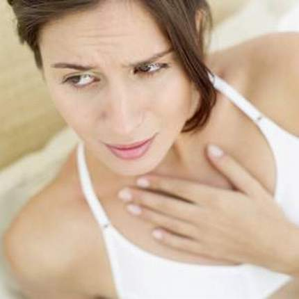 Esophagitis common signs and symptoms