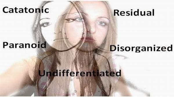 Schizophrenia Is A Mental Disorder