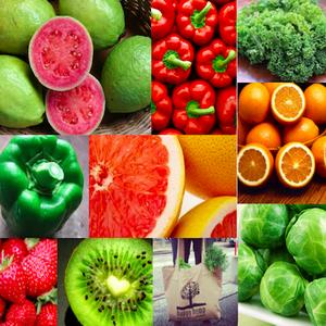 Top 10 Sources of Vitamin C
