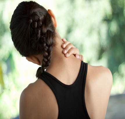 Common circumstances inflicting Neck Pain
